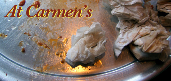 At Carmen's