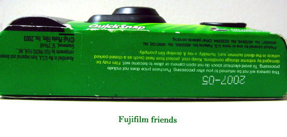 Fujifilm friends