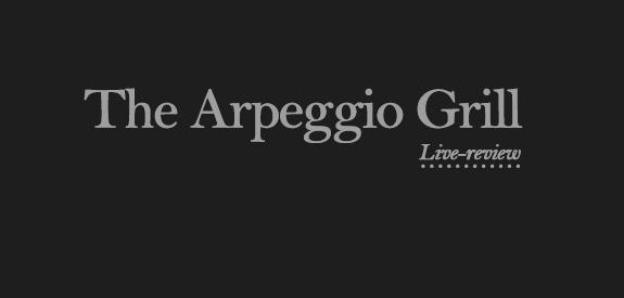 The Arpeggio Grill